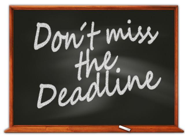Superannuation deadline